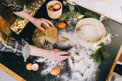 Recept na měkké vánoční perníčky