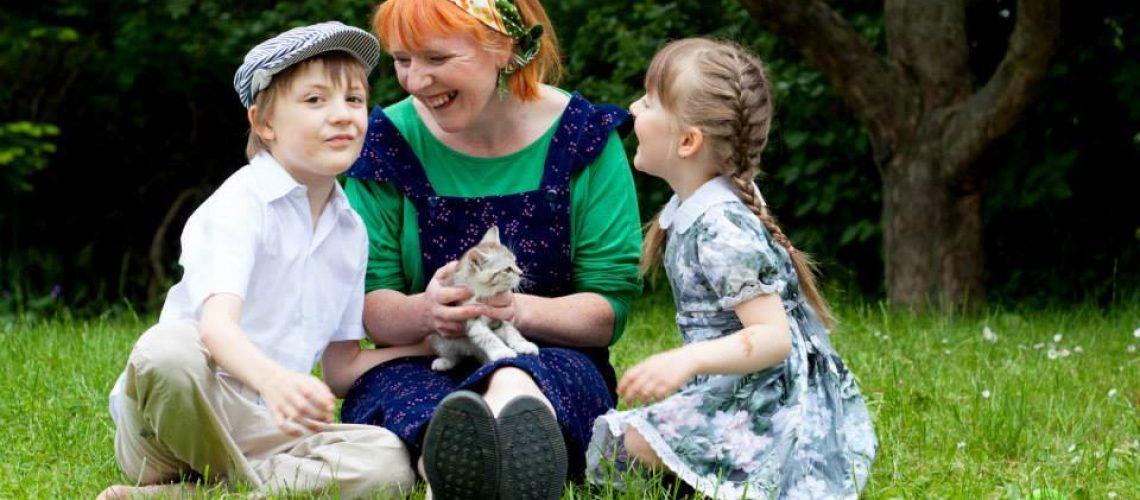 Farma Pod kaštany je plná dětí i zvířátek... a zavařených dobrot!